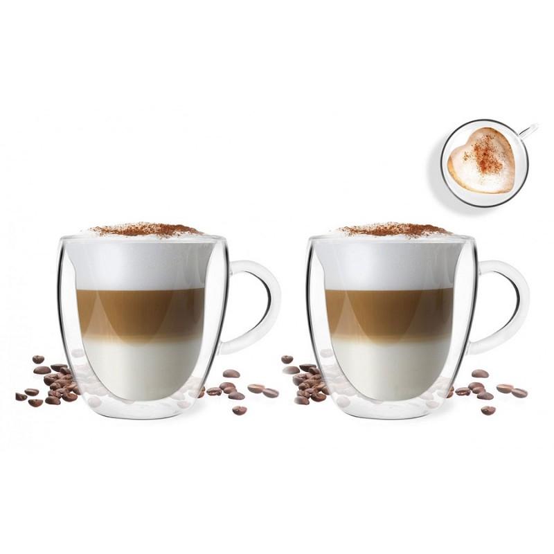 Szklanki Termiczne Z Podwójną ścianką Do Kawy I Herbaty